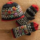 Patan Hand-Knit Gloves