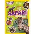 On Safari Sticker Activity Book
