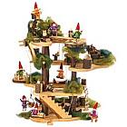 34-Piece Tree Fort Kit