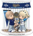 Precious Moments Kansas City Royals World Series Figurine