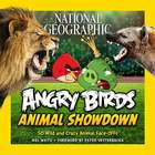 National Geographic Angry Birds Animal Showdown Kid's Book