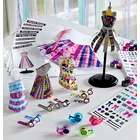 Fashion Design Doll Clothes Making Kit