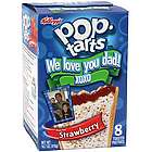 Photo-on-a-Box Personal Message Pop-Tarts