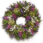 "Bliss Garden 16"" Wreath"