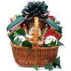 A Cut Above Large Cheese and Sausage Gift Basket