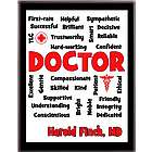 Doctor Expressions Personalized Plaque