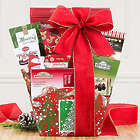 Christmas Cocoa Gift Basket