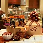Chocoholics Survival Kit with Nuts Gift Box