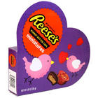 Hershey's Mini Reese's Candies in Valentine Heart Box