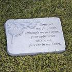 Gone Yet Not Forgotten, Forever In My Heart Memorial Stone