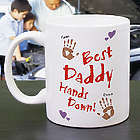 Best Hands Down Personalized Mug