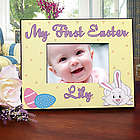 My First Easter Picture Frame