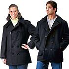 Super Value US Navy Peacoat