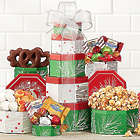 Glorious Season Sweets Gift Tower