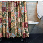 Antique Chic Shower Curtain