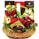 Napa Valley Gourmet Retreat Snack Gift Basket