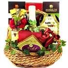 Napa Valley Gourmet Retreat Snack Gift Basket