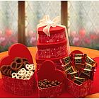 Chocolate Lovers Valentine Tower