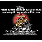 USMC Reagan Quote T-Shirt