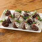 Hand Dipped Chocolate Strawberries