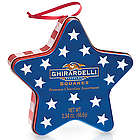 Patriotic Star Chocolate Gift Tin