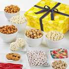 Smiley Dot Jumbo Popcorn Sampler Gift Box