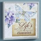 Life's Simple Pleasures Wall Plaque