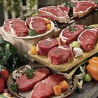 The VIP Steak Combination Hearty Cuts Gift Box