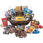 Gourmet Abundance Chocolate Basket