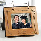 Personalized Graduation Memories Flip Photo Album
