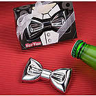 Festive Bow Tie Bottle Opener