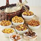 Caramel Lovers Popcorn and Treats Gift Basket