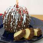 Jumbo Chocolate Dipped Chocolate Chip Apple