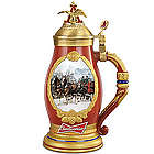 Budweiser Timeless Traditions Heirloom Porcelain Stein
