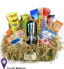Tackle Box of Goodies Gift Basket