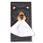 Black Bear Tissue Box Cover