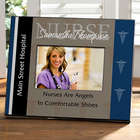 Personalized Nurse Picture Frame