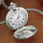 Benjamin Franklin Coin Pocket Watch