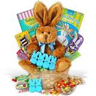 Popcorn and Treats Gourmet Easter Basket