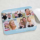 Five Photo Picture Perfect Personalized Mouse Pad