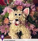 Purrr-fect Kitten Carnation Bouquet