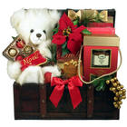 Beary Noel Christmas Treats Gift Basket