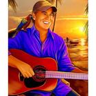 Jimmy Buffett Pop Art Print