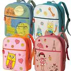 Sugarbooger Zippee Canvas Backpack for Kids