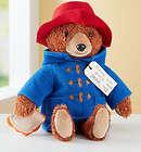 Paddington Bear and Book Plush Teddy