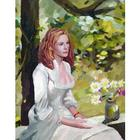 Julia Roberts Oil Painting Art Print