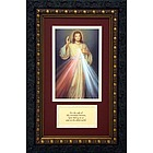 Divine Mercy Image and Prayer