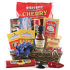 Blazin' Saddles Texas Gift Basket