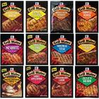 12 McCormick Grill Mates Marinades, Seasoning Mixes, and Rubs