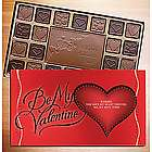 Happy Valentine's Day Personalized Chocolate Box